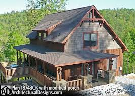 plan 18743ck classic small rustic home