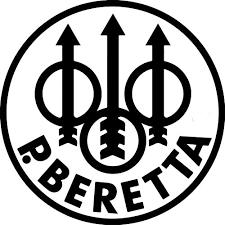 Beretta Decal Sticker Beretta Gun Logo Decal Thriftysigns