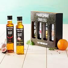seed oil and balsamic vinegar gift