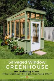 30 diy backyard greenhouses how to