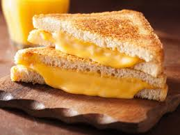 colby jack and cheddar grilled cheese