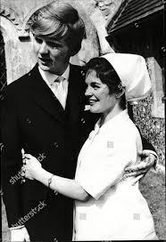 Actress Sally Smith Marries Actor John Colclough Editorial Stock ...