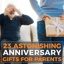 anniversary gifts for pas