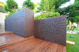 Outdeco Privacy Screens Outdoor Living Design Core Landscape