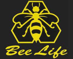 Beelifed Bee Life Window Decal Rossman Apiaries