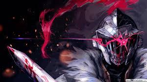 goblin slayer anime hd wallpaper