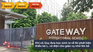 Động thái mới nhất của trường Gateway sau vụ bé trai lớp 1 tử vong do bị bỏ  quên trên xe