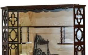 lot art vintage wall shelf with mirrors