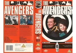Avengers, The Vol.1 - Town of No Return/From Venus With Love (1967 ...