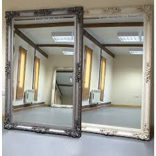 elegant oversized wall mirror 5 way to
