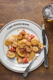 Seafood Newburg (Lobster, Scallops, and ...