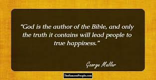 george muller quotes on god faith prayer and humanity