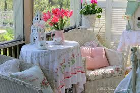 aiken house gardens tea on the porch