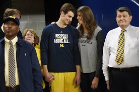 Wolverine wedding: Michigan athletes Austin Hatch and Abby Cole tying the  knot - mlive.com