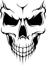 Decals Stickers Vinyl Decals Car Decals Skull Stencil Skull Skulls Drawing