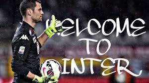 Daniele Padelli   WELCOME TO INTER !