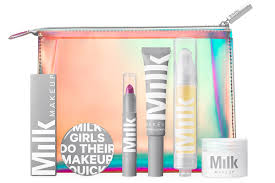 milk launches a makeup line for cool