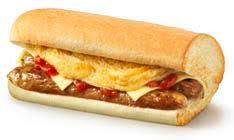 menu breakfast subway united