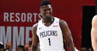 L'esordio di Zion Williamson in Summer League termina con un ...