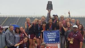 Swain girls track wins 1-A state championship