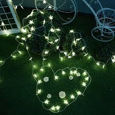 Dải Đèn LED Trang Trí Hình Ngôi Sao (10 LED)