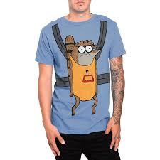 Regular Show Rigbaby T Shirt