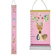 Morxy Canvas Growth Chart For Kids Kid Buy Online In Bahamas At Desertcart