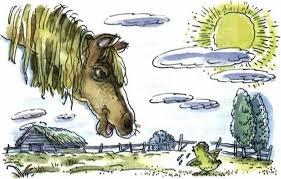 М. Пляцковский. Добрая лошадь | Ответы Литературное чтение 1 класс ...