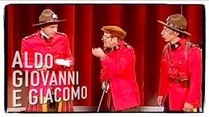 Le Ronde Canadesi - Aldo Giovanni Giacomo - YouTube