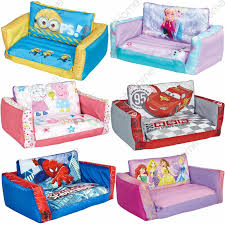 Despicable Me Minion Inflatable Flip Out Sofa Bed Childrens Age 18 Months For Sale Online Ebay
