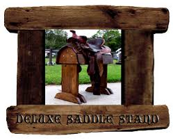 useful woodworking plans saddle stand
