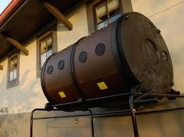 compost barrels diy