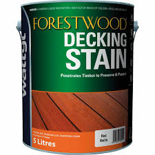 Wattyl Oil Decking Stain Timber Fences Mitre 10
