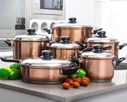 12 delni komplet posode Cook DeLux