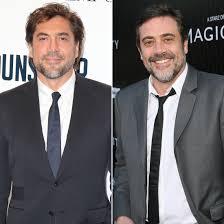 Javier Bardem and Jeffrey Dean Morgan | These Celebrity Lookalikes ...
