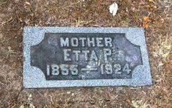 Etta Priscilla White Jaggard (1855-1924) - Find A Grave Memorial