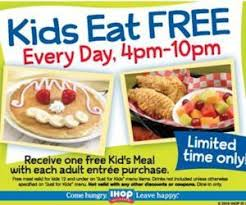 kids eat free places upstate new york