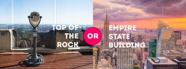 Empire State Building Or Top Of The Rock See Our Tips For 2020
