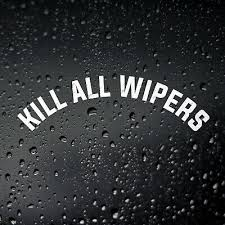 Funny Kill All Wipers Car Decal Vinyl Sticker For Rear Window Archives Statelegals Staradvertiser Com