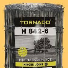 Deer Game Fence Tornado Wire Scoop It