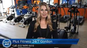 plus fitness 24 7 gordon gordon