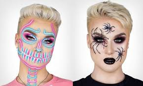 halloween makeup ideas for guys