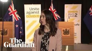 PM Jacinda Ardern live on TV in ...