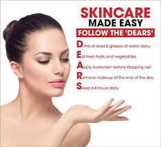 skin care tips for a flawless look