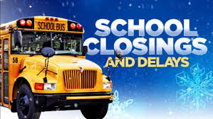 School, church, business closings and ...