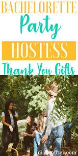 20 bachelorette party hostess thank you