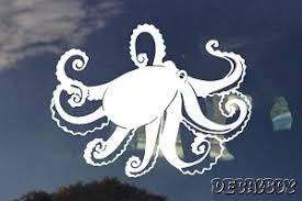 Kraken Decals Stickers Decalboy