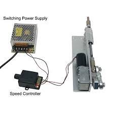 diy linear actuator controller circuit
