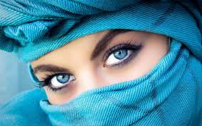 beautiful blue eye image
