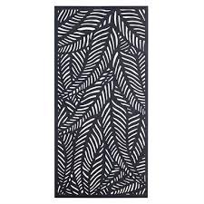 matrix 1800 x 900 x 6mm charcoal ferns